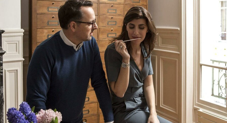 Ægteparret Sylvie Ganter og Christophe Cervasel skaber dufte efter gammel tradition i overraskende kompositioner, hvor både tobak og benzin indgår.