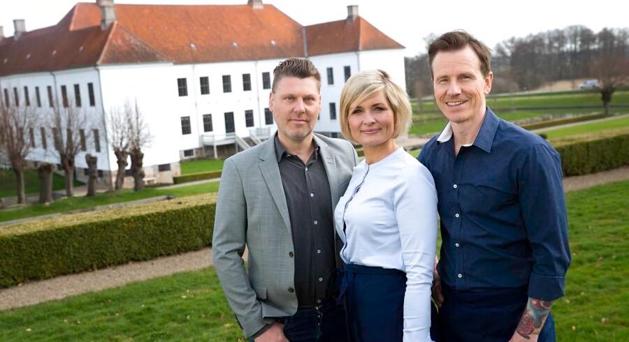 Klar, parat, bag. Lørdag er Den Store Bagedyst tilbage på skærmen – atter med Timm Vladimir som vært samt Katrine Foged Thomsen og Markus Grigo som dommere.