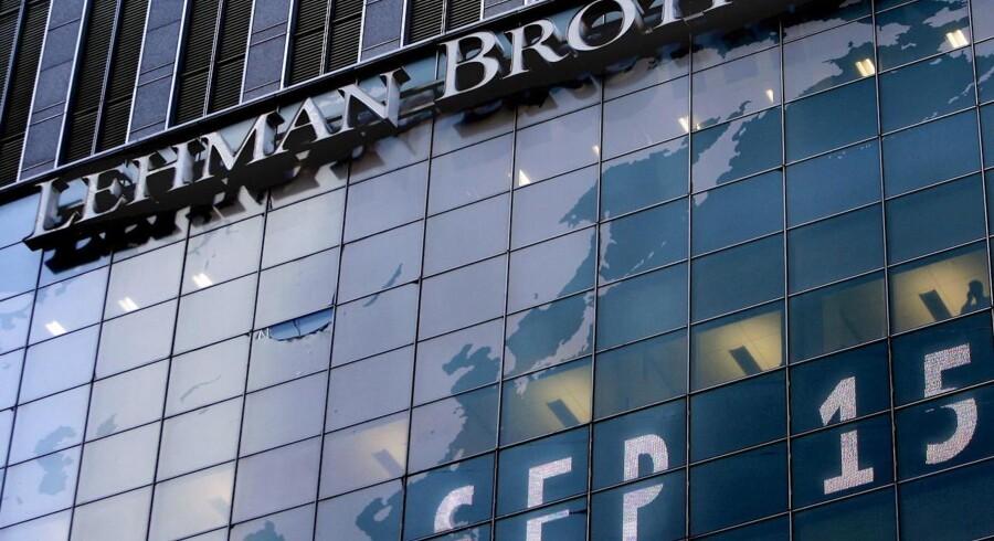 Efter redningen af den amerikanske bank, Bear Sterns, forventede ingen, at store banker fik lov til at gå konkurs. Men Lehman Brothers væltede kort efter, og efterfølgende er bankerne blevet detailreguleret i et markant omfang.