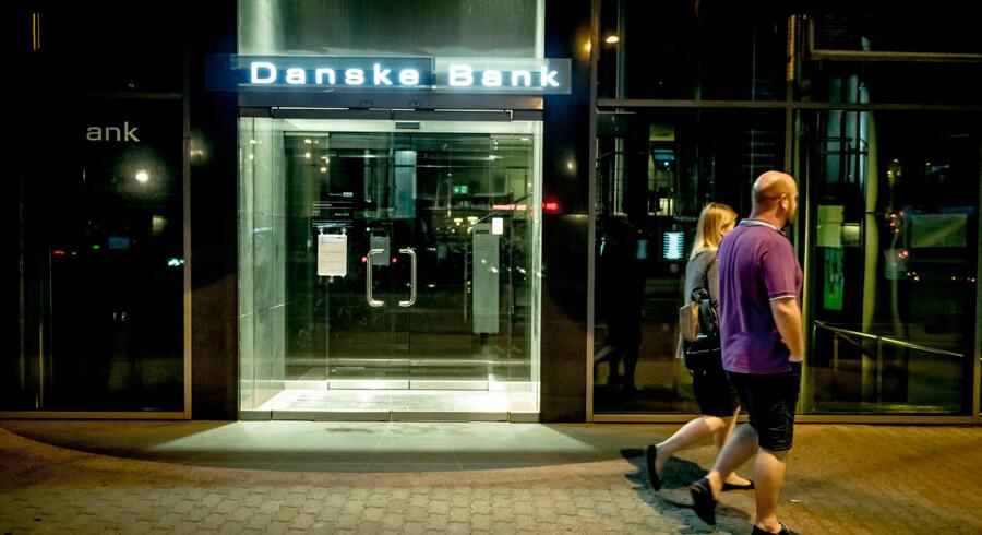 Danske Banks estiske fillial. Whistlebloweren var lokal chef for Danske Banks handelsenhed i Baltikum fra 2007 til 2014. Arkivfoto: Asger Ladefoged/Ritzau Scanpix