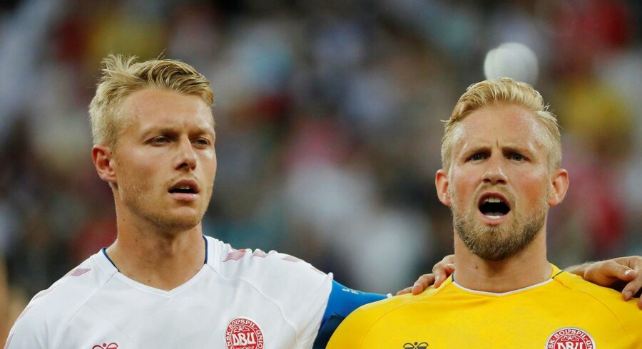 DBU og spillerne er blevet enige om en ny landsholdsaftale. (Foto: CARLOS BARRIA/Ritzau Scanpix)