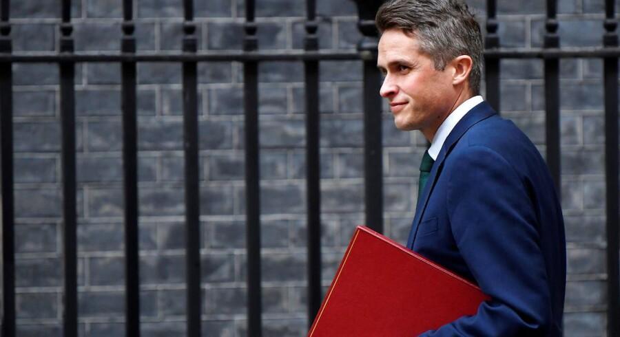 800 britiske soldater sendes til Norge næste år for at modgå russisk optrapning, siger britisk minister.