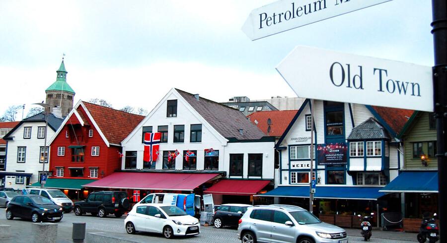 Protester vokser i den norske olieby Stavanger over nye vejafgifter, der udover at finansiere ny infrastruktur skal begrænse privatbilismen og forbedre miljøet.