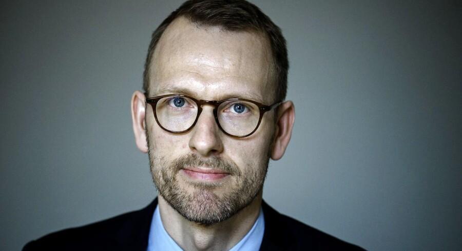 Chefjurist i Danske Bank, Flemming Pristed, forklarer, at bankens seneste Estland-sag har været krævende.