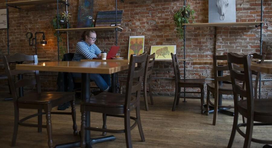 De nye generationer kræver individuelle løsninger, og vil arbejde, hvor det passer dem: Om det er på cafe, i fly eller på et tidspunkt, som passer dem bedst.