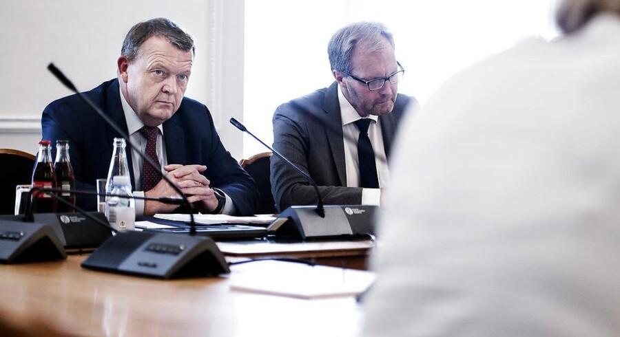 Statsminister Lars Løkke Rasmussen (V) har nøje forberedt den nye folketingssamling, og han har en masterplan klar – men ingen ved, om den vil føre ham til genvalg.