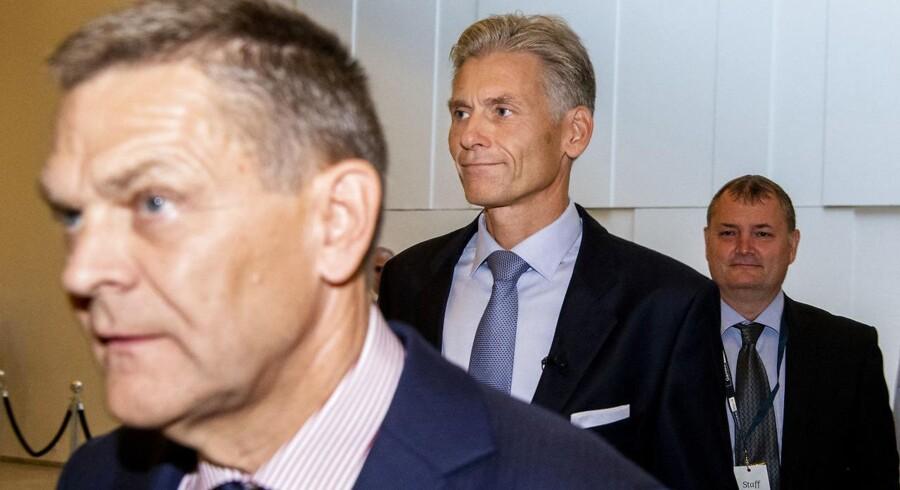 Jacob Aarup-Andersen skal genskabe tilliden til Danske Bank – men hans fortid kan blive en ...