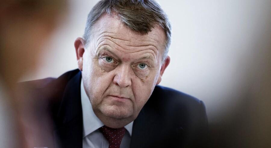 »Kære Lars Løkke Rasmussen, disrupt du bare sundhedsvæsenet, men husk at værne om det frie valg,« skriver Mia Amalie Holstein
