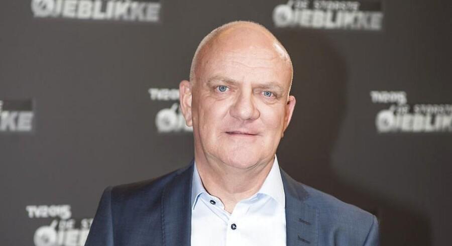 Flemming Toft har kommenteret et utal af sportbegivenheder i sin tid som sportsjournalist og kommentator, især ved TV2. Arkivfoto fra december 2015. (Foto: UNGER ANTHON/Ritzau Scanpix)