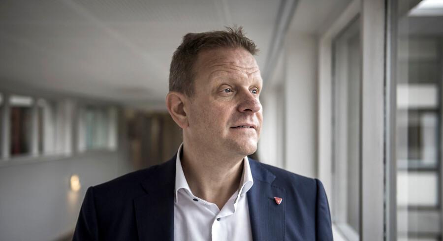 Hørsholms borgmester, Morten Slotved (K), lader det være op til daginstitutionerne selv at vurdere, hvor mange uddannede pædagoger de har behov for. I Hørsholm Kommune ligger andelen af uddannede pædagoger i daginstitutionerne på 43 pct. Det gør dem til en af de lavest placerede kommuner, kun overhalet af Samsø Kommune på 41 pct.