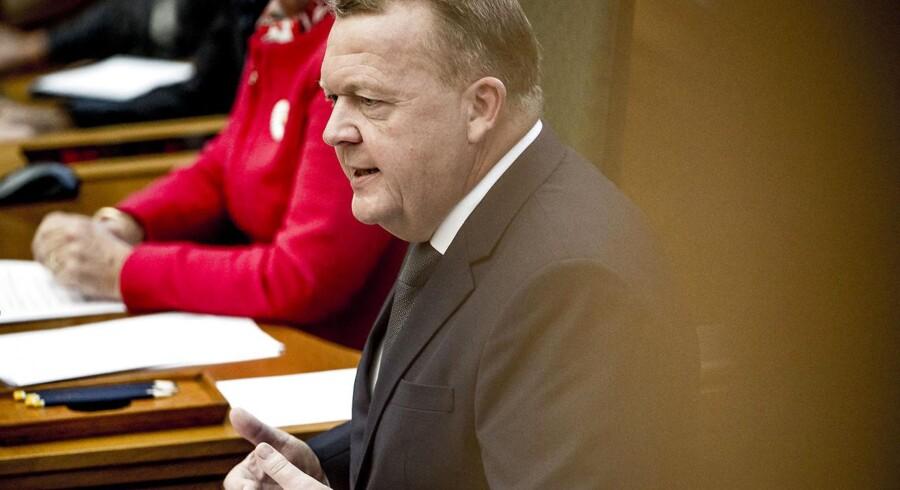 Statsminister Lars Løkke Rasmussen nåede ud til mange med sin åbningstale – men S-formand Mette Frederiksen og DF-leder Kristian Thulesen Dahl var ikke overraskende forbeholdne.