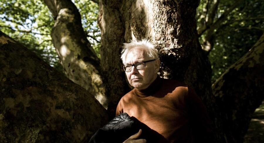 Forfatter Erling Jepsen om sin nye bog 'Erna i krig'.