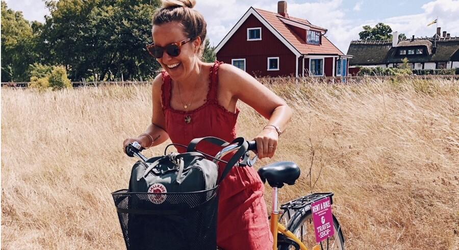 Tæt på Danmark, og dog nærmest en anden verden. Skåne er noget ganske særligt, og bloggeren Emily Salomon guider her til, hvordan du får den perfekte tur i det sydsvenske. Foto: Emily Salomon