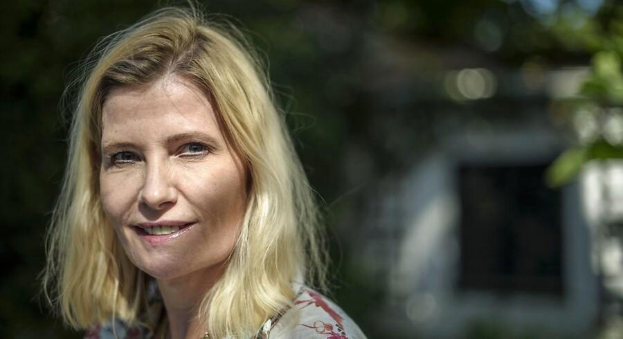 Anna Libak er en fremragende kommentator og går nu aktivt ind i politik. Foto: Niels Ahlmann Olesen /Ritzau Scanpix