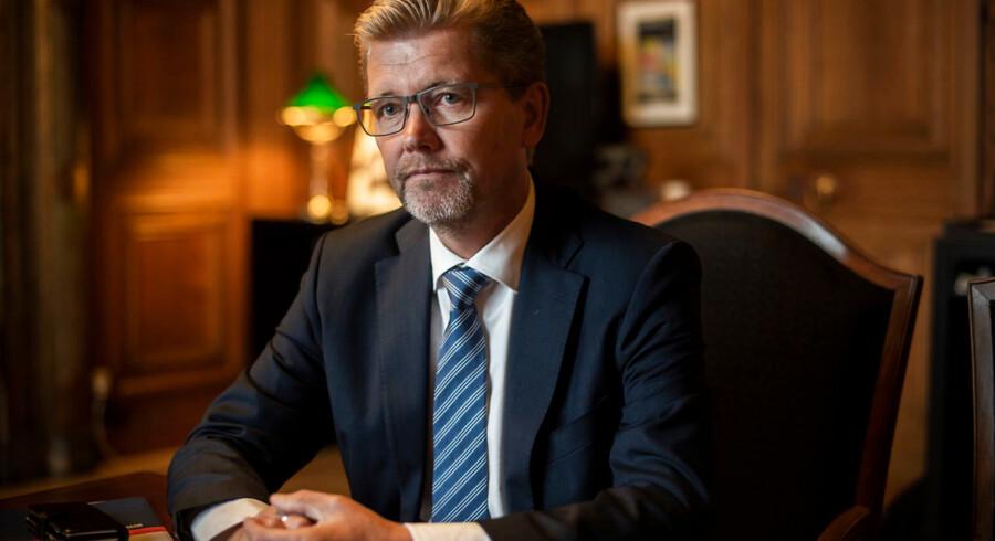 Overborgmester Frank Jensen udtaler på Twitter, at Københavns Kommune kigger på muligheder for at opsige samarbejdet med Danske Bank.