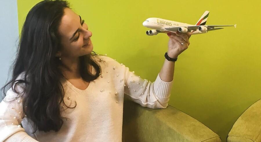 Tatevik Revazian er 30 år. Efter først at have uddannet sig på CBS og siden på Stockholm School of Economics i bl.a. business, innovation og ledelse er hun i dag på tredje måned øverste chef for luftfartsvæsenet i Armenien, hvor hun boede, indtil hun som femårig kom til Danmark.