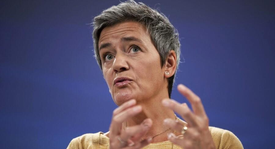 Margrethe Vestager har gjort det godt som konkurrencekommissær, men hun får ikke støtte til at få en ny periode i Bruxelles.