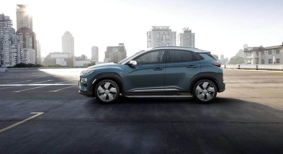 Hyundai Kona Electric 64 kWh Premium