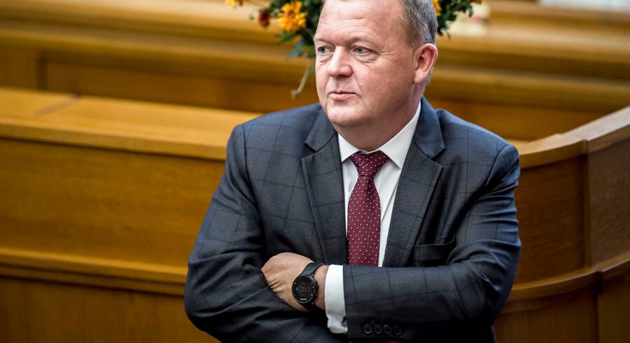 Statsminister Lars Løkke Rasmussen (V) vil sammen med fem af regeringens ministre præsentere regeringens længe ventede klimaudspil tirsdag formiddag.