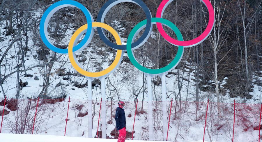 Vinter-OL i Pyeongchang resulterede i et trecifret millionoverskud, fortæller Den Internationale Olympiske Komité. Mike Segar/arkiv/Reuters