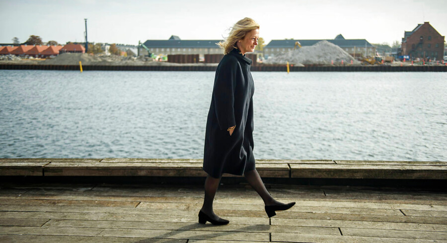 Allison Kirkby kommer til TDC som topchef på et dramatisk tidspunkt, hvor Danmarks største telekoncern atter skal finde vej i en ny strategi.
