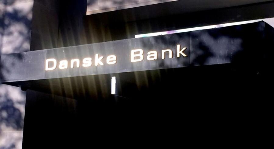 Hvidvasksagen i Danske Bank ser nu ud til at begynde at få følgekonsekvenser for de øvrige danske bankers finansieringsomkostninger. Arkivfoto: Jacob Gronholt-Pedersen/Reuters/Ritzau Scanpix