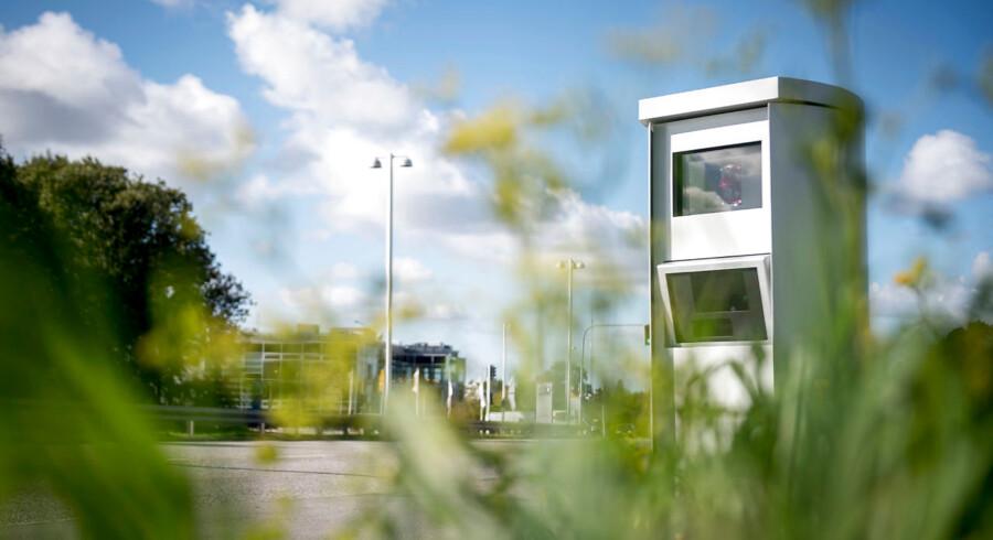 Stærekasse på Ballerup Byvej i Ballerup, onsdag den 3. oktober 2018.. (Foto: Mads Claus Rasmussen/Ritzau Scanpix)