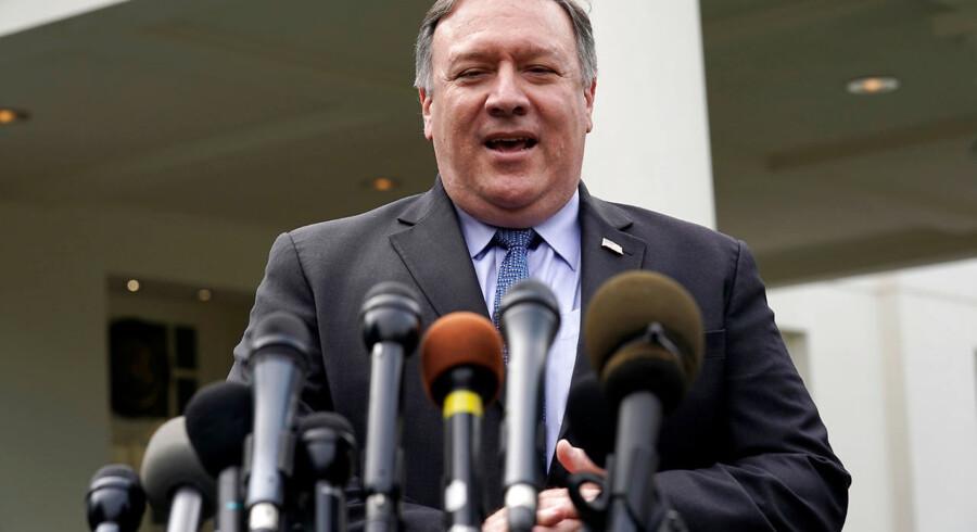 USA's udenrigsminister, Mike Pompeo, var i weekenden i Nordkorea, og han har gode nyheder med hjem.