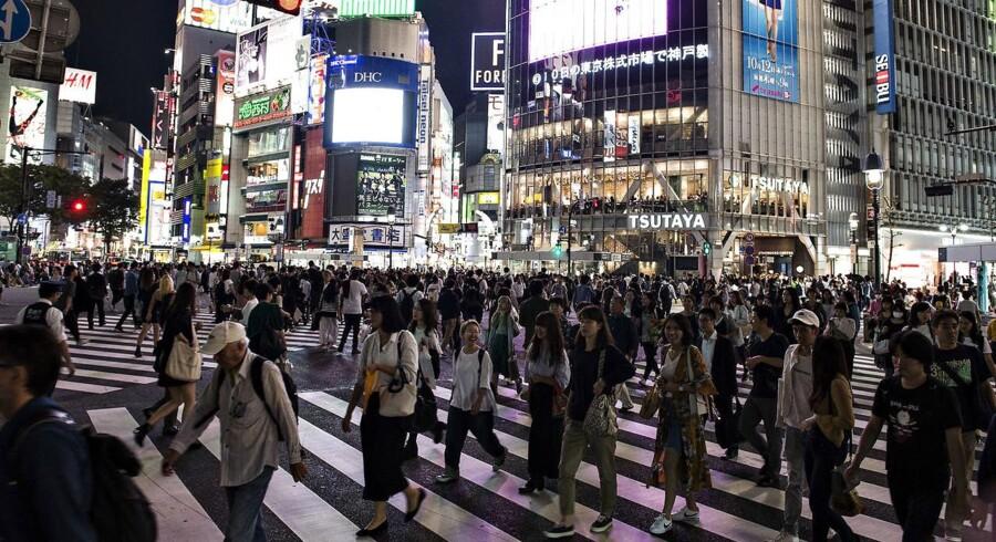 Tokyo er verdens største by, men i 2035 vil Indiens hovedstad, Delhi, overtage førstepladsen. En by som New York var i 1950 verdens største by. I 2035 vil New York være verdens 13.-største by, viser ny rapport fra FN.