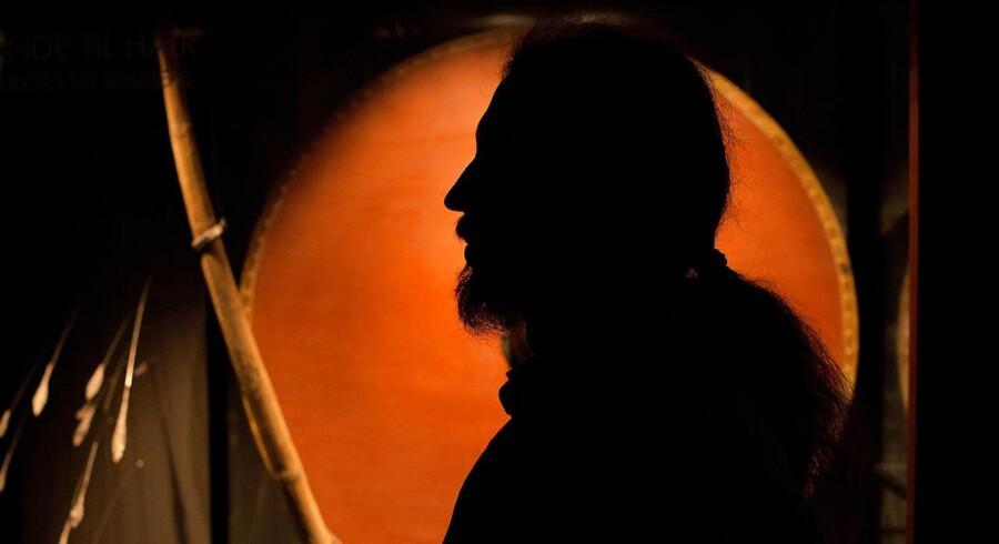 (ARKIV) Vikinge-udstilling på Nationalmuseet 22 juni 2013. Islandsk forsker mener, at den nordiske mytologi i virkeligheden er en historie om astronomiske fænomener. Dansk forsker er ikke helt enig. Det skriver Ritzau, onsdag den 27. december 2017.. (Foto: Claus Bech/Scanpix 2017)
