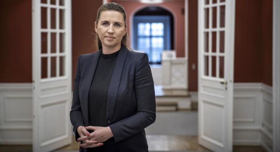Socialdemokratiets formand, Mette Frederiksen, indleder med et nyt udspil et ogør med de seneste årtiers udlændingepolitik i Danmark.
