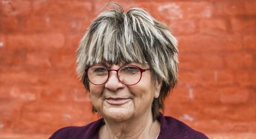 71-årige Inge Schmidt Rasmussen er blevet ansat som webprogrammør hos kommunikationsfirmaet Lindskov Communication. I en alder, hvor folk ellers forlader arbejdsmarkedet.