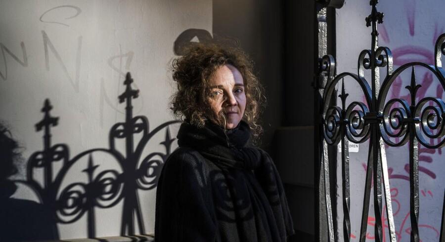 Digteren Ursula Andkjær Olsen