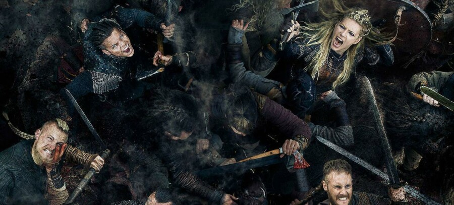 Vikings HBO Nordic