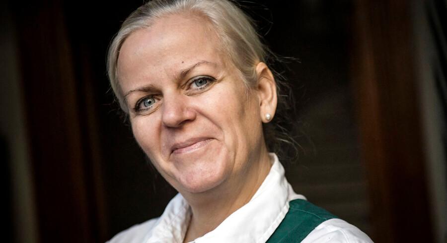 Marianne Stagetorn Kolos, indehaver af Konditoriet la Glace