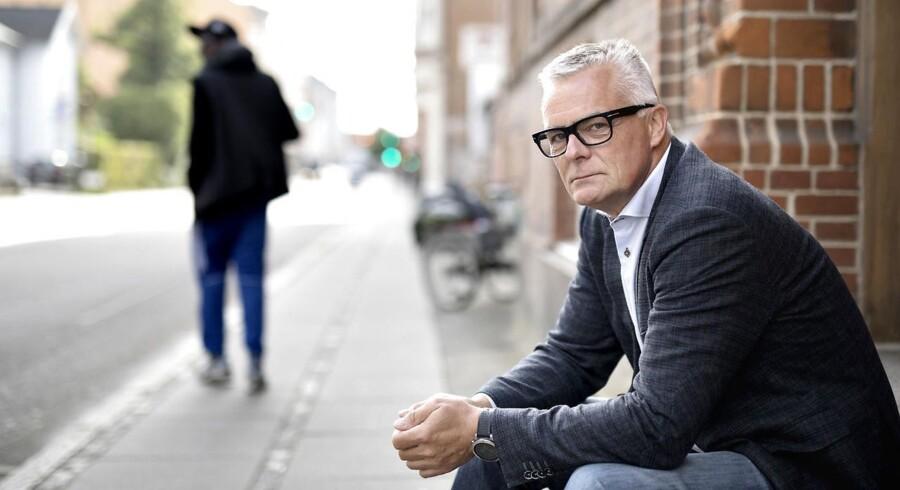 Morten Aagaard Kirkens Korshær præst Aarhus