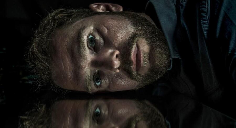 """Mikkel Frey. Til interviewserien """"Afgørende øjeblikke"""". Mikkel Frey Damgaard om sin fars selvmord og hvad det har betydet for ham gennem livet."""