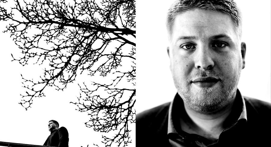 """Formand for Dansk Ungdoms Fællesråd Kasper Sand Kjær """"Den demokratiske samtale"""""""