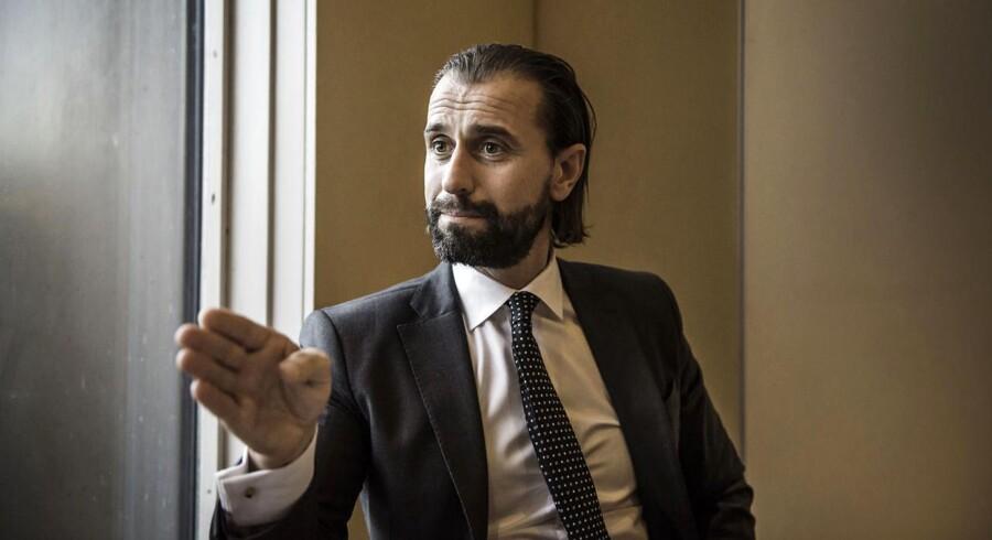 Morten Albæk, direktør i investerings- og rådgivningsselskabet Voluntas.