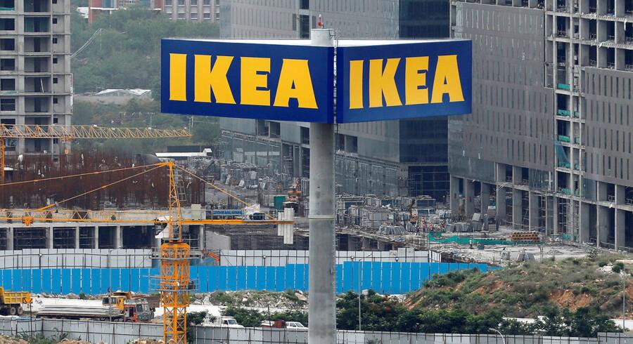 IKEAs vækst er drevet af investeringer i nye butikker både online og fysiske butikker. Særligt på vækstmarkeder som her i Hyderabad, Indien, hvor IKEA åbnede sin første butik i 2018.
