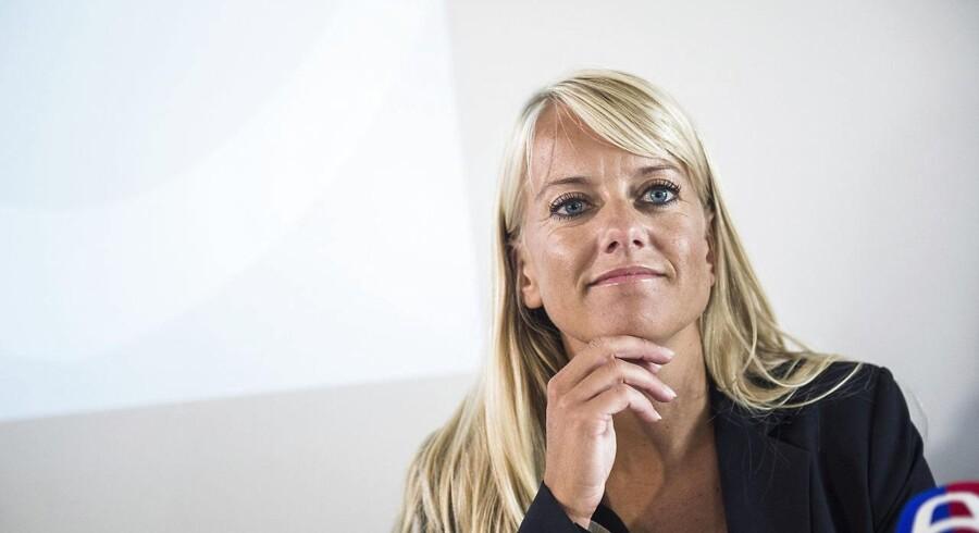 En ny bog om Nye Borgerliges partiformand Pernille Vermund minder mere om en selvbiografi end et journalistisk portræt.