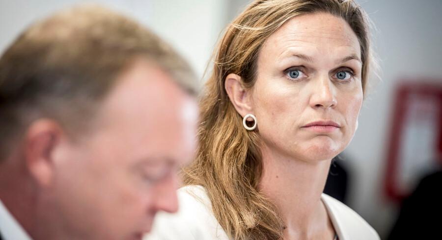 Arkivfoto: Mads Claus Rasmussen/Ritzau Scanpix. Da undervisningsminister Merete Riisager (LA) forleden meddelte, at hun forlader Folketinget efter næste valg, blev man mindet om en vis flygtighed hos de folkevalgte, skriver Sørine Gotfredsen.
