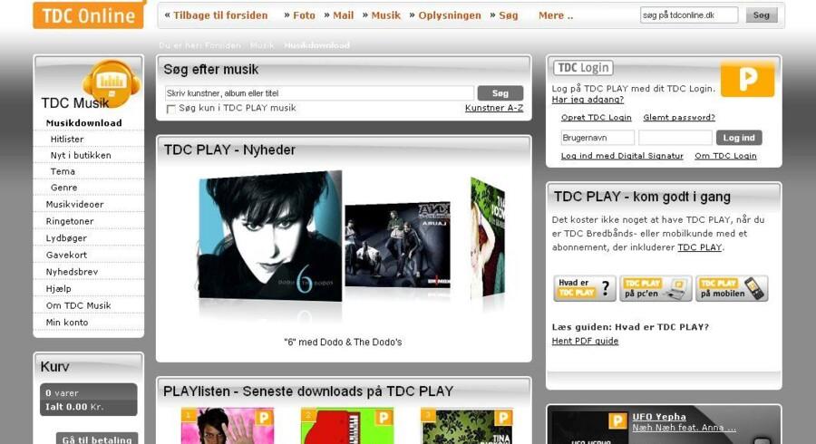 TDC var først i verden med en musikstreamingtjeneste – og mange troede, at det var en aprilsnar. TDC Play gik i luften et halvt år før, Spotify kom på banen for nu ti år siden. Sådan så den danske succes, der stadig holder skansen, ud i 2009.