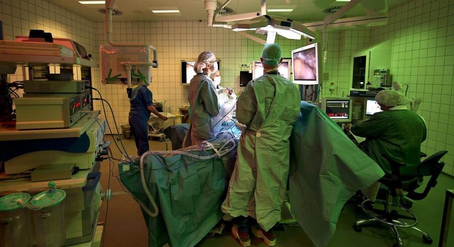Få har taget aktiv stilling til organdonation, og det skyldes ifølge Kathrine Lilleør, at vi har svært ved at forholde os til vores død. Foto: Henning Bagger/Ritzau Scanpix
