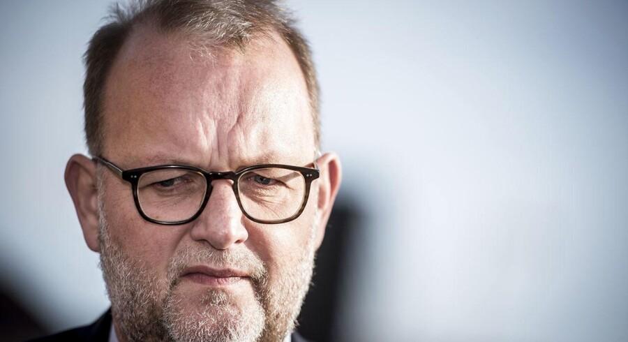 Energi- og klimaminister Lars Christian Lilleholt: »Skulle landbruget for eksempel reducere med 39 pct. i 2030, vil det svare til, at man enten sløjfede kvægproduktion i Danmark eller stoppede med at gøde på de danske marker.«