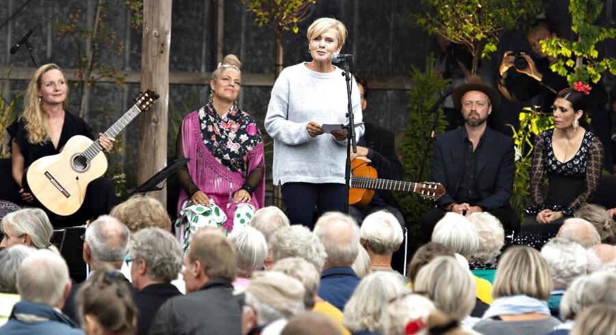 Kulturminister Mette Bock (LA) har ført en reformdagsorden, men som sine forgængere har hun måttet erkende, at det næsten er umuligt at ændre på noget. Foto: Henning Bagger/Ritzau Scanpix