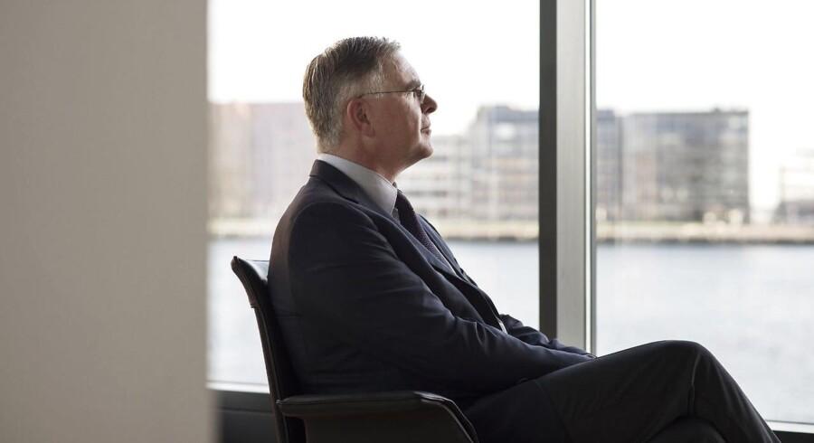 Genmab-topchef Jan van de Winkel har stor tiltro til, at et nøglestudie med selskabets guldæg, Darzalex, bliver en succes.