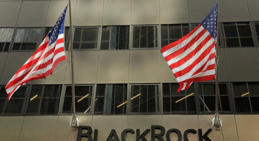 Blackrock er det selskab i verden, der har flest penge under forvaltning. Pengene bliver investeret for blandt andet pensionsselskaber. Lucas Jackson/arkiv/Reuters