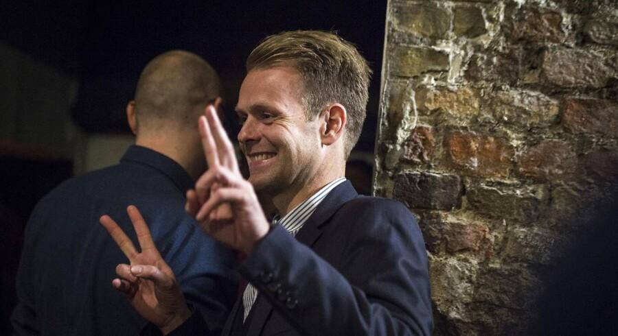 Det kan ærgre, at Niko Grünfelds pyntede CV ikke blev afsløret før kommunevalget, men vælgerne i København har ifølge Jarl Cordua længe yndet at vælge ukendte, selvovervurderende og selvretfærdige amatører. Foto: Sofie Mathiassen/Scanpix Ritzau