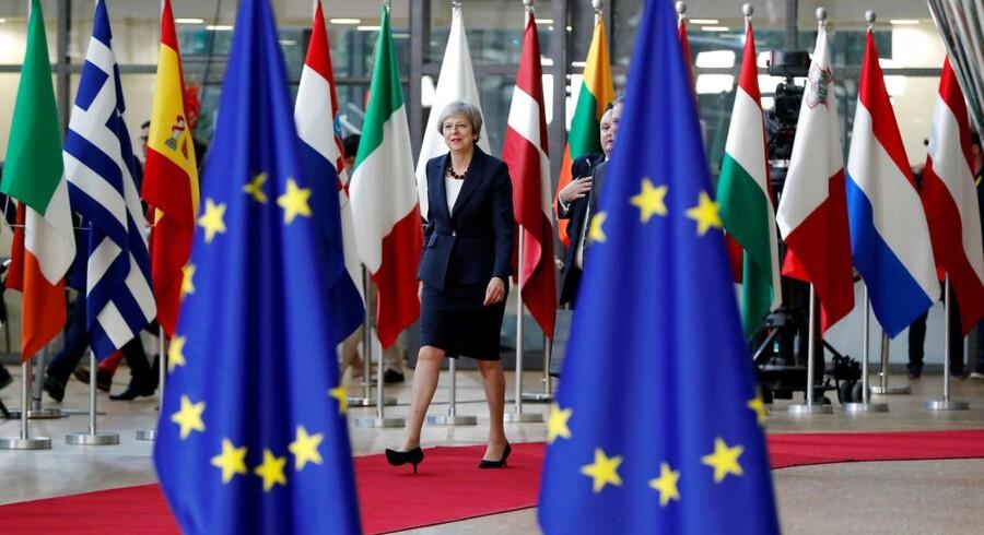 Kan de øvrige EU-lande nå at få en aftale i stand med briterne før 29. marts næste år? Nu forbereder de resterende 27 EU-lande sig på det værste.